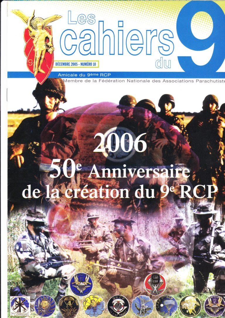 N°10 - Décembre 2005