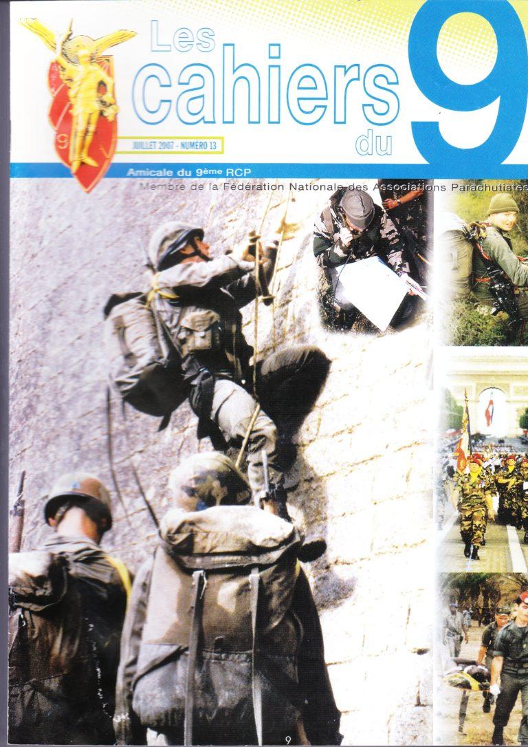 N°13 - Juillet 2007