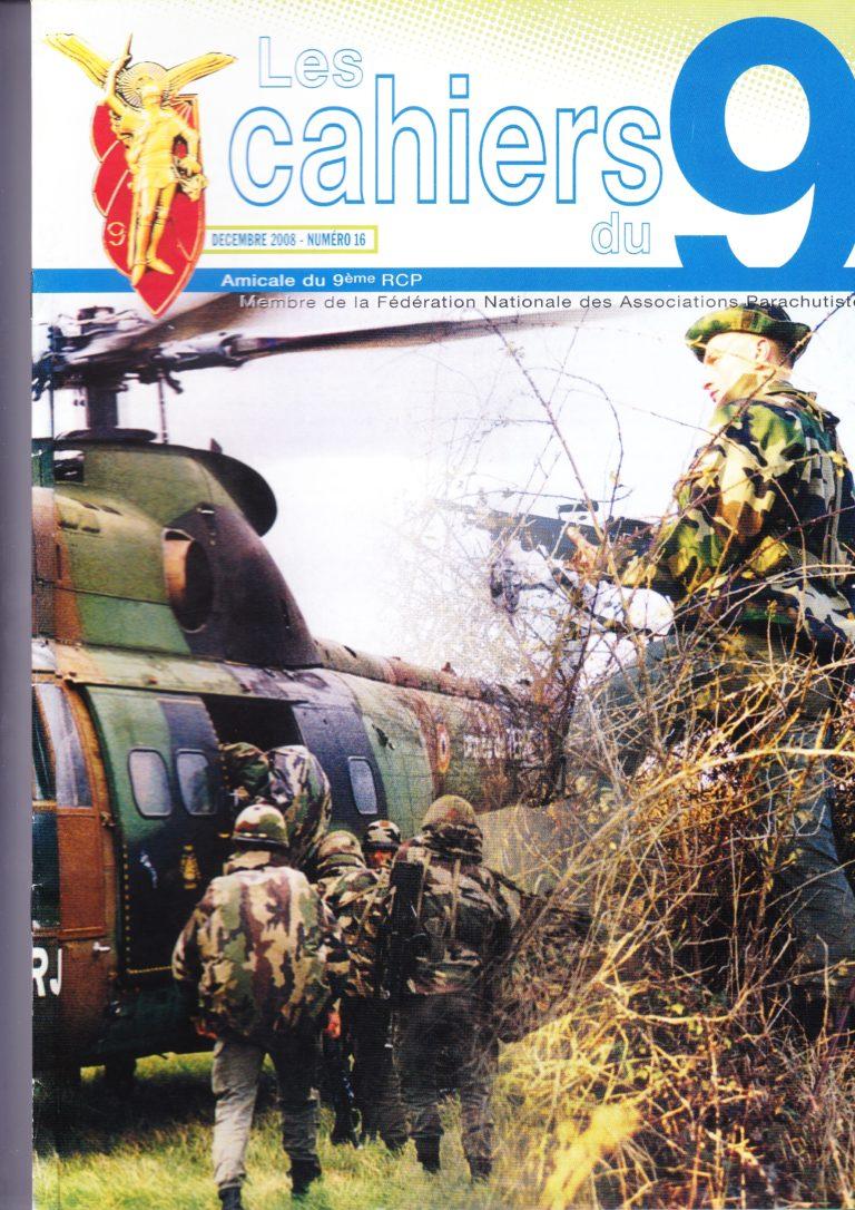 N°16 - Décembre 2008