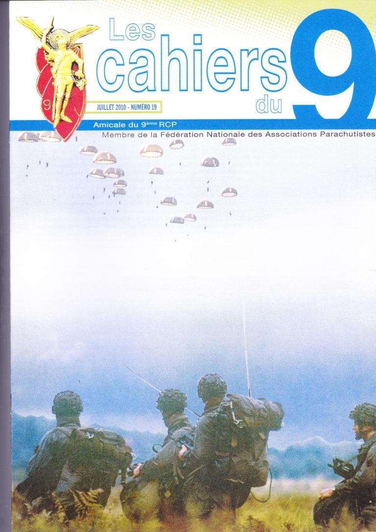 N°19 - Janvier 20010