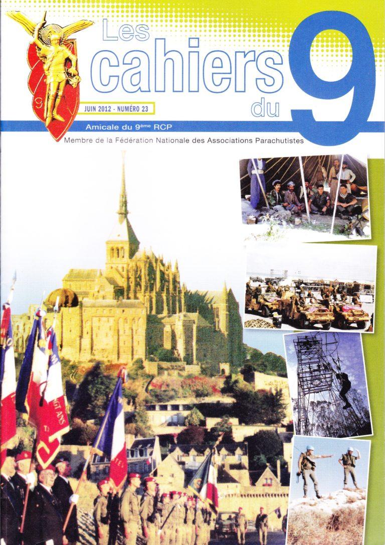 N°23 - Juin 2012