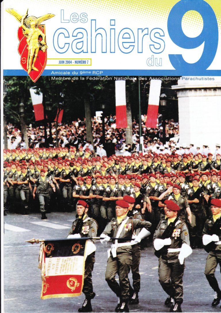N°7 - Juin 2004