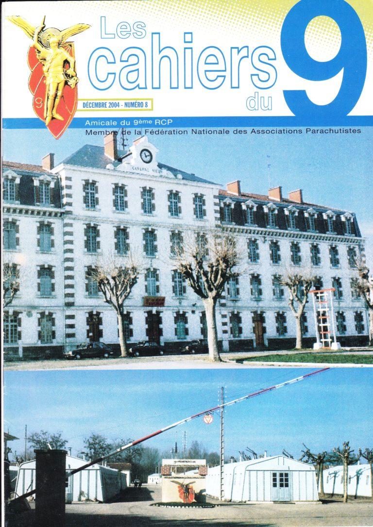 N°8 - Décembre 2004
