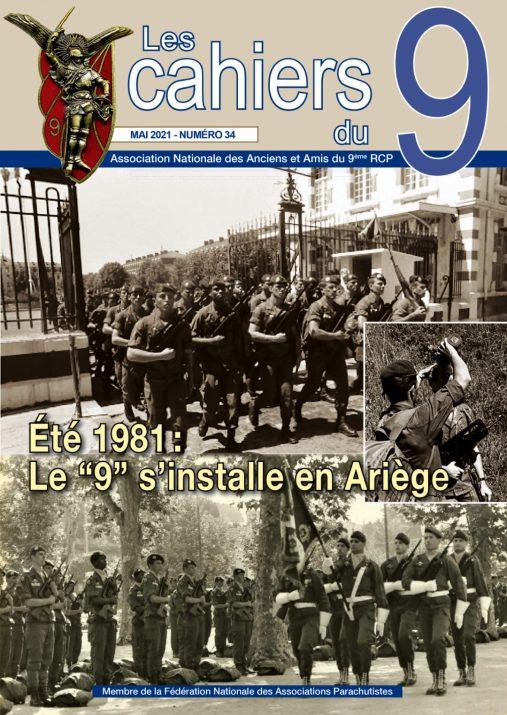 """Été 1981 : Le """"9"""" s'installe en Ariège"""